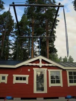 Lodge 38 Stugbyn i Sverige AB Lyftet klart
