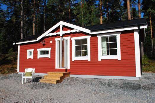 Lodge 38 Stugbyn i Sverige AB Exteriör