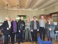 Möte med stadsbyggnads- och kulturborgarråd Roger Mogert (S) 2017 i Stockholms vackra stadshus